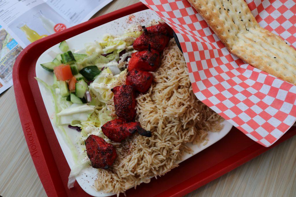 Spicy Chicken Tandoori