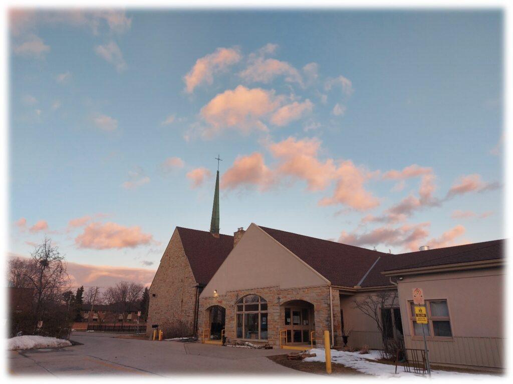 Church Façade