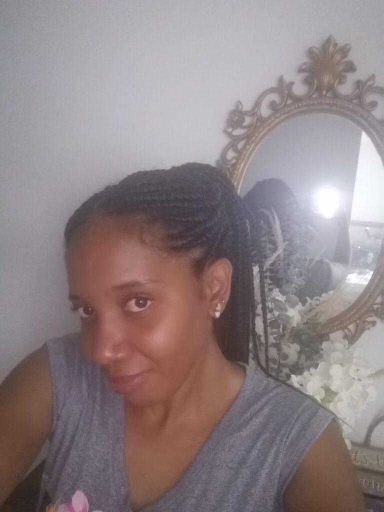 Showcasing braids