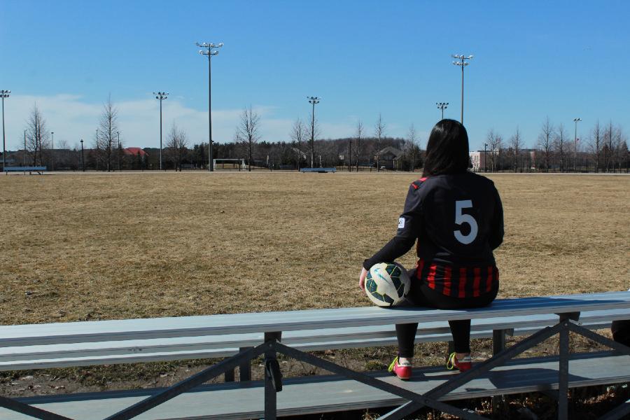field wide shot