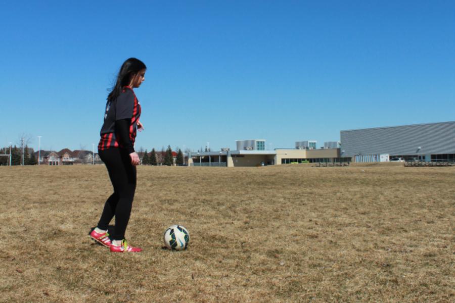 wide shot field